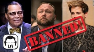 "Facebook Bans ""Dangerous Individuals"" Alex Jones, Milo, PJW"