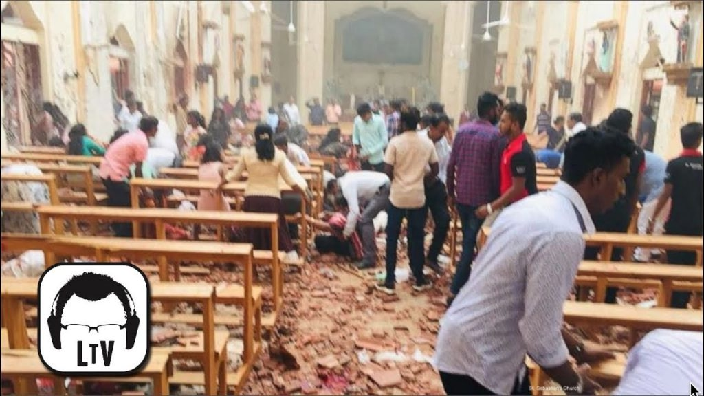 BREAKING: Easter Church Bombings In Sri Lanka