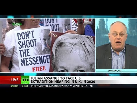 Media betrays Assange after profiting from leaks – Chris Hedges