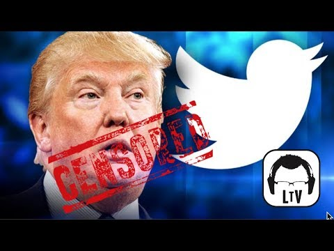 Twitter Says They Might Start Censoring Trump